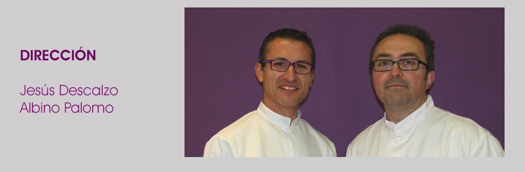 Jesús Descalzo, del equipo de la Óptica Optimil de Ávila
