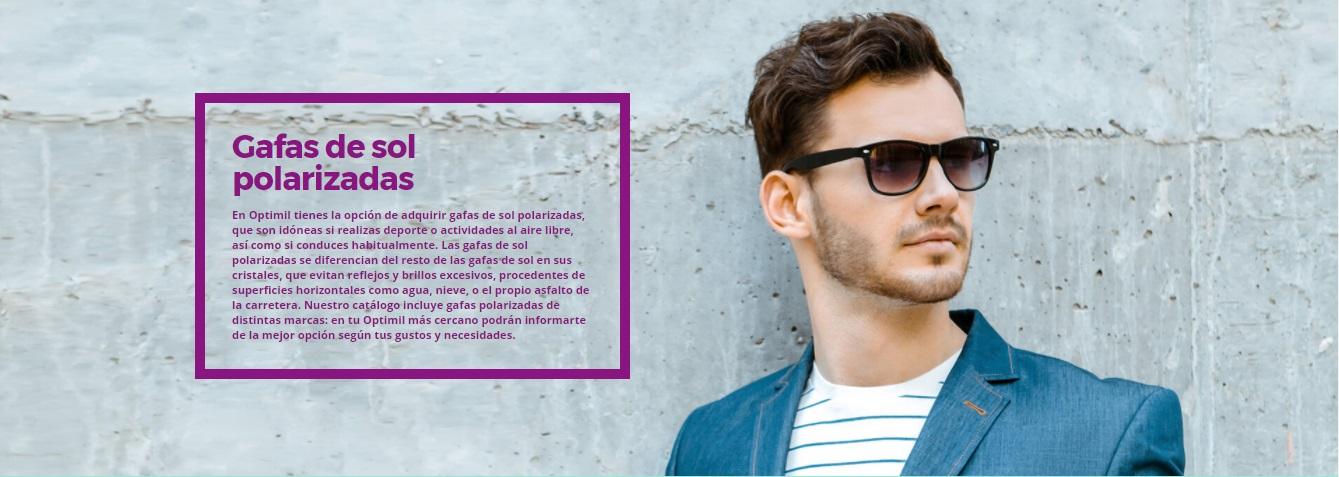 e661073a29 Gafas de sol - Optimil Avila