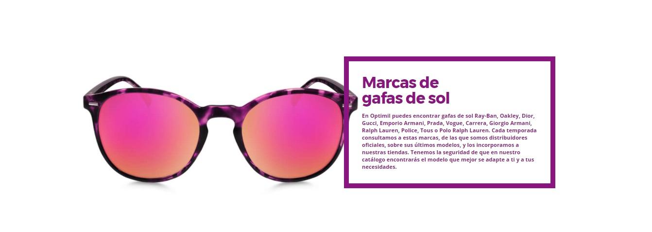 marcas de gafas de sol